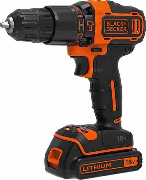 BLACK+DECKER BDCHD18BAFC-QW