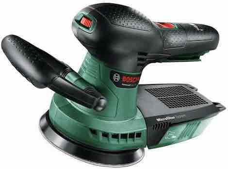 Bosch Advanced Orbit 18 + Bosch 18V 2,5 Ah