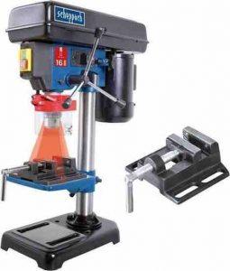 SCHEPPACH DP16VL - incl. laser en machineklem