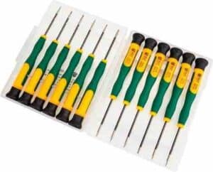 MMobiel 12-delige Professionele Elektro Magnetische Schroevendraaierset